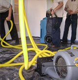 water damage restoration Whittier